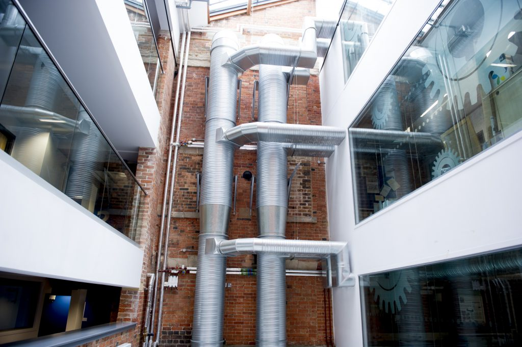 Facilities at The JCB Academy Sixth Form