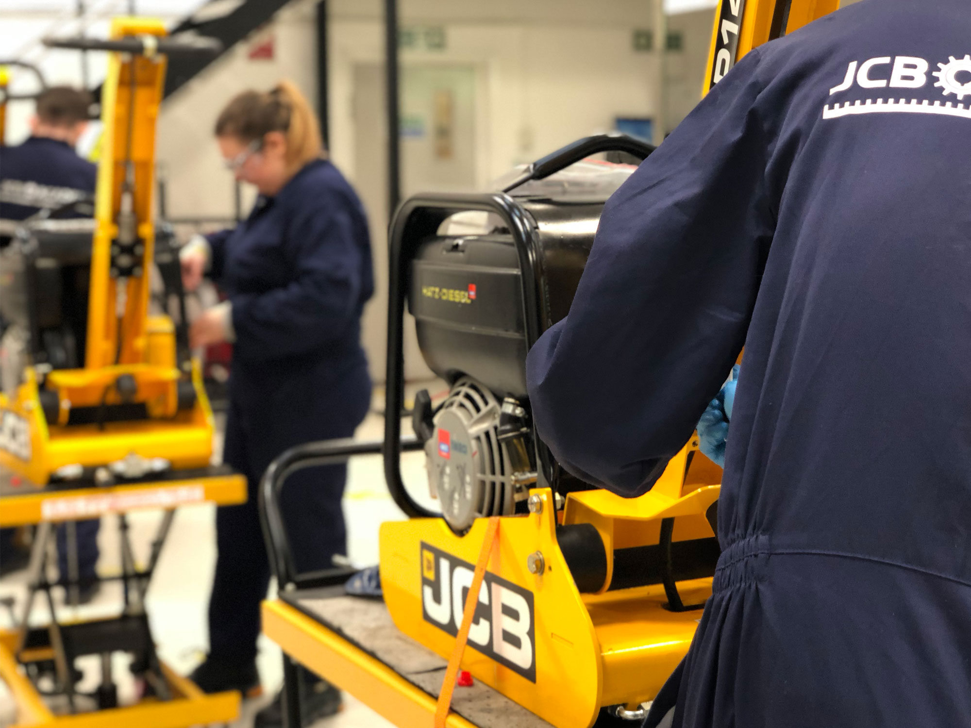 engineering at The JCB Academy Sixth Form