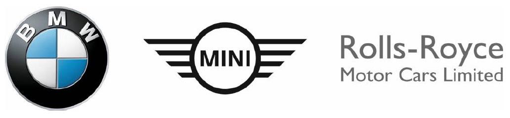 BMW group logos